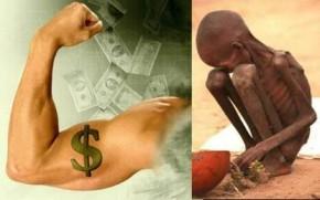 riqueza e pobreza