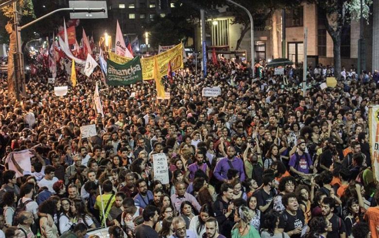 Manifestação RJ