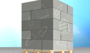 Foto de divulgação do concreto feito pelo MIT